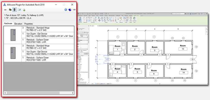 Introducing: AVAware Plugin for Autodesk Revit